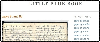 Dylan Davis: Little Blue Book